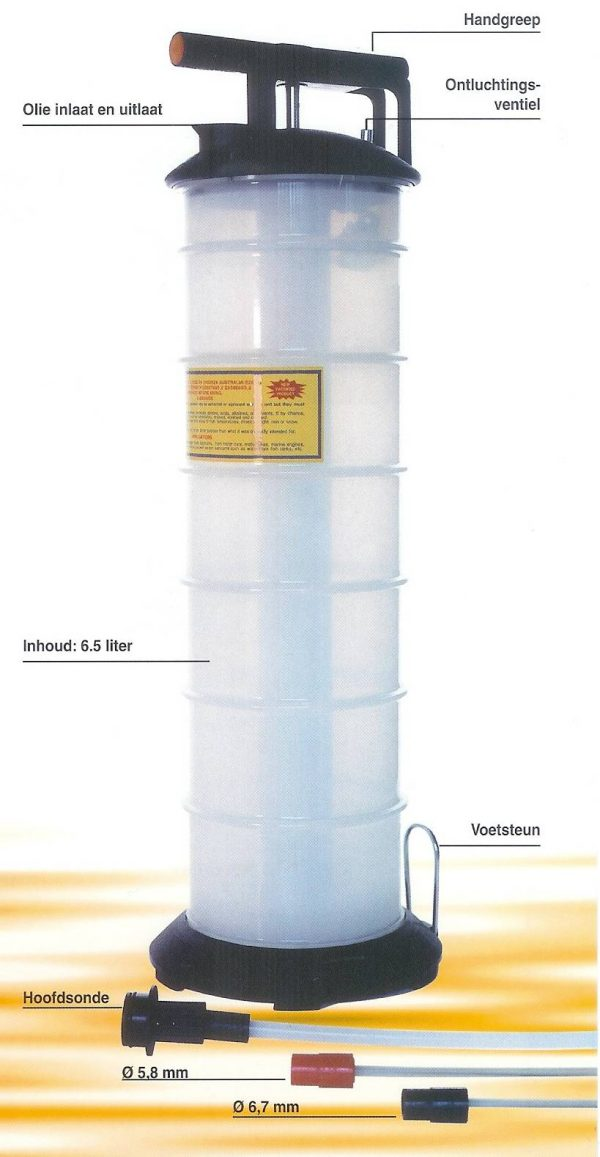 Dyto Liquidmaster (Quick Oil Changer) – Stratson.eu