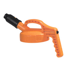 Oil Safe Stumpy Spout Lid Orange – Stratson.eu