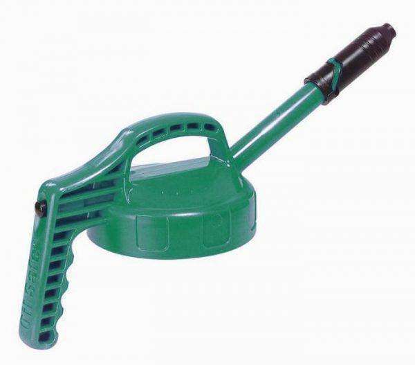 Oil Safe Stretch Spout Lid Green – Stratson.eu