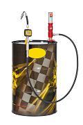 Pneumatic Oil Pump