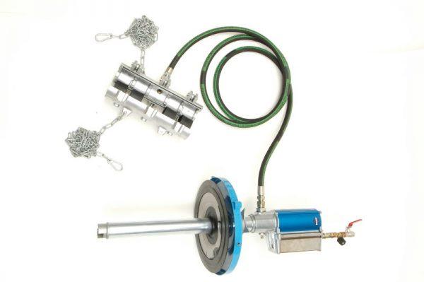 MASTO Wire rope lubricator equipment