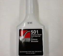 SWEPCO 501 PREMIUM DIESEL FUEL IMPROVER