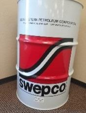 SWEPCO 702 Synthetic Universal AW Compressor Oil